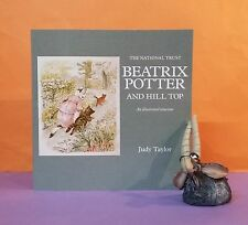 Judy Taylor: Beatrix Potter & Hill Top: An Illustrated Souvenir/travel/UK