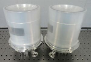C177949 Lot 2 Agilent TV401/301 Turbo Vacuum Pump (8698928R004)