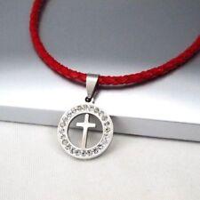 Leather Beauty Charm Fashion Necklaces & Pendants