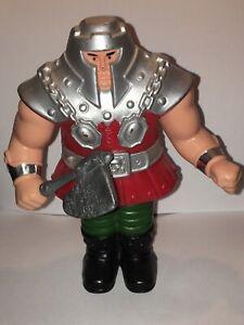 He-Man MOTU Ram Man Original 1982 Figure - Good Condition Rare With Arm Bands