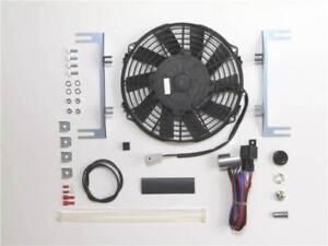 Revotec Electronic Cooling Fan Conversion Kit Classic Mini (Side Mounted