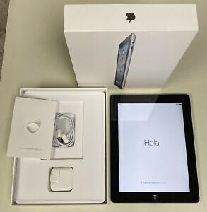 NEW Open box Apple iPad 2 32GB WiFi Black MC770LL/A A1395 iOS 8