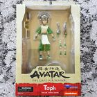 TOPH Avatar The Last Airbender Deluxe Series 3 Action Figure by Diamond