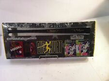 FRANK THOMAS BIG HURT LOUISVILLE SLUGGER BAT / 4 PACKS CARDS---FREE SHIP--NEW
