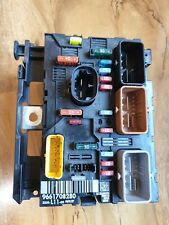 BSM Control Module Fuse Box Citroen C2 C3 C4 Peugeot 1007 207 307 9659741780