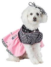 50s Poodle Skirt Pooch Dog Pet Costume