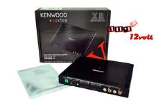 Kenwood eXcelon Xr400-4 400W Rms 4-Channel Xr Stereo Car Power Amplifier