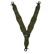 NEW Tactical Assault Vest Adjustable Single Point Weapon Sling - OD OLIVE GREEN