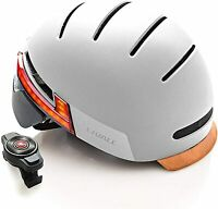 LIVALL BH51T Urban Cycle Helmet with Remote Control and 270 Degree Integrat