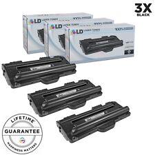 LD Fits Samsung ML-1710D3 Set of 3 Laser Toner Cartridges