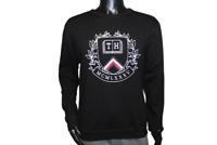 Tommy Hilfiger Herren Sweater Pullover schwarz black NEU