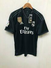 Real Madrid Men's adidas 18/19 Away Shirt - Medium (M) - HOLDEN 7 - New