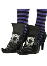 Childrens Halloween Wicked Witch Shoe Covers