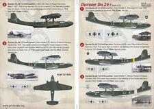 Print Scale 1/72 Dornier Do 24T # 72191
