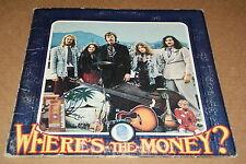 "Dan Hicks and His Hot Licks ""Where's the Money""; Blue Thumb Records BTS29 (1971)"