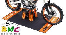 Alfombra Esterilla Carpet Tapis Tappeto Tapete KTM Pit Mat 78012006000