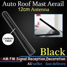 """4.7"""" Carbon Fiber Car Aerial Antenna Bee Stubby For Holden VE commodore,AH Astra"""