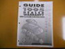 1995 Sea Doo Factory Parts and Accessories Service Shop News