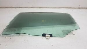 06-12 Ford Fusion RL LH Door Power Window Glass Tinted OEM