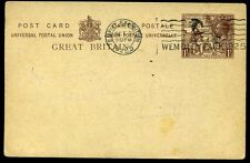 KGV 1925 BRITISH EMPIRE EXHIBITION Post Card OCT 2nd Wembley