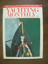 VINTAGE THE YACHTING MONTHLY MAGAZINE AUGUST 1973