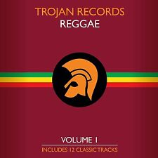 BEST OF TROJAN RECORDS : REGGAE 1 (12 tracks)  (LP Vinyl) sealed