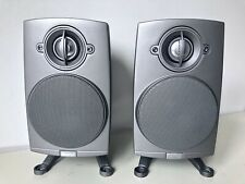 Boston Acoustics Micro90XII Bookshelf Loudspeaker Speakers Pair Micro 90x ii