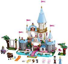 LEGO 41055 CINDERELLA'S ROMANTIC CASTLE DISNEY PRINCESS NEW IN BOX! FAST SHIP!