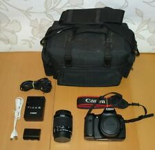 Canon EOS 60D 18.0MP SLR Camera - Kit with EF-S 18-55mm STM - Protective Bag
