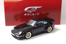 1:18 GT Spirit Porsche 911 993 GT 1995 dark blue NEW bei PREMIUM-MODELCARS