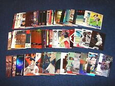 PEDRO MARTINEZ RED SOX METS EXPOS HOF LOT OF 100 CARDS WITH 19 INSERTS (18-25)