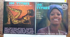 100% Typique AL CASTELLANOS LA PLAYA SEXTET SONNY ROSSI 112 Sexy nude cover