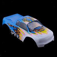 RC Car Bodywork Body Shell for HSP 94188 94111 94108 1:10 Monster Truck D