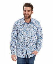 Joe Browns Cotton Floral Casual Shirts & Tops for Men