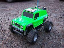 Bombín WILDCAT 1:10 Land Rover cuerpo ABS Kamtec + Calcomanía