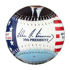 President John F. Kennedy Souvenir Baseball