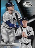 Clint Frazier 2018 Topps Gold Label Class 1 Black Parallel Rookie Yankees #73