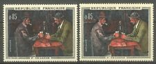 "FRANCE STAMP TIMBRE N° 1321 "" CEZANNE, 2 COULEURS "" NEUFS xx TTB"