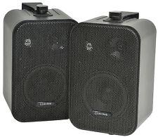 2 x Speakers 3 Way Stereo Surround Sound Background 60W Monitor Speaker 100.005