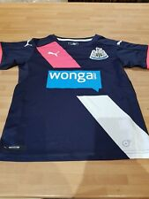 5bfc83f26 Childs NEWCASTLE UNITED 2015/16 L/s 3rd AWAY SHIRT SIZE 26/28