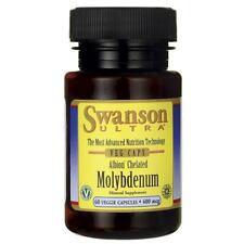 Swanson Albion Chelated Molybdenum 400 Mcg 60 Veggie Capsules