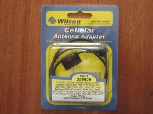 Wilson Electronics Cellular Antenna Adapter #359909, cell phone signal, vehicle