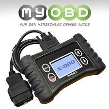 Duonix X-900 Diagnose Scanner Tester ABS Airbag Service Bremse Öl Klima DEUTSCH