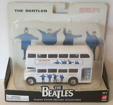 "Corgi Beatles Help Routemaster Bus NICE (see photos) 5"" Some wear on box."