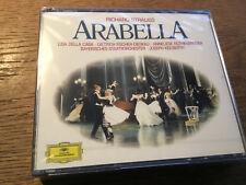 Strauss -  Arabella [3 CD Box] DG NEU OVP  Della Casa Fischer-Dieskau Heilberth