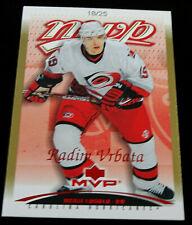 2003-04 Upper Deck MVP Canadian Exclusives #80 Radim Vrbata Hockey Card 18/25