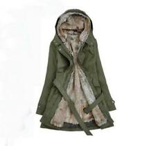 Fashion Womens Thicken Winter Coat Hood Parka Warm Overcoat Long Jacket Outwear