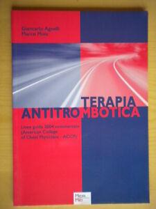 Terapia antitrombotica Linee guida Agnelli Moia Mediamed medicina salute Nuovo