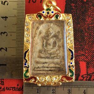 Phra Somdej Wat Rakhang Buddha yr 2411-2413,Phim Yai , Micron case