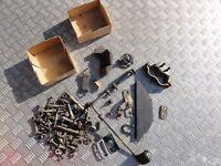 LANCIA BETA 2.0 COUPÉ - Set of bolts, washers, locknuts, parts